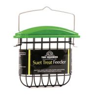 See more information about the Tom Chambers Suet Treat Feeder - Bright Green
