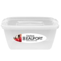 See more information about the Beaufort Clipseal Square Food Container 2L