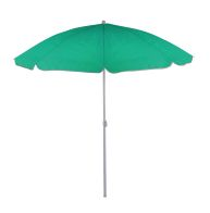 See more information about the 1.6M Colourful Beach & Garden Parasol - Green