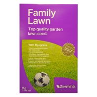 See more information about the 1Kg Family Lawn Seed With Ryegrass 28 Square Meters Coverage