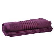 See more information about the Bath Sheet Towel 90 x 135cms Purple