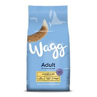 See more information about the Wagg Complete Chicken & Vegetable Dog Food 2.5kg