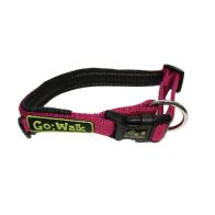 See more information about the Small Pink Go Walk Dog Collar