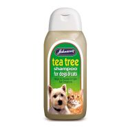 See more information about the Johnsons Tea Tree Dog Shampoo - Johnson