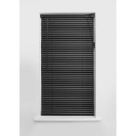 See more information about the Universal 60cm Black PVC Venetian Blind