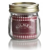 See more information about the Kilner Preserve Jar 0.25ltr
