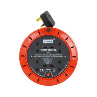See more information about the Status 5 Metre 4 Socket Extension Reel