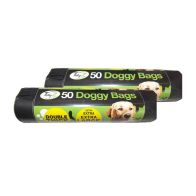 See more information about the 50 Ultimate Doggy Bags Extra Large
