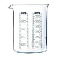 See more information about the Pyrex Kitchen Lab 750ml Measure + Mix