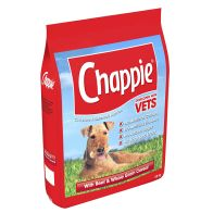 See more information about the Chappie Complete Dry Dog Food Beef 15kg