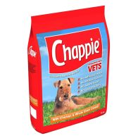 See more information about the Chappie Complete Dry Dog Food Chicken 15kg