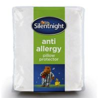 See more information about the Silent Night Anti Allergy Pillow Protectors