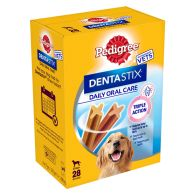 See more information about the 28 Stick Pedigree Denta Stix For Large Dogs