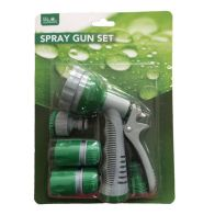 See more information about the Hygro Multi-Function Hose Water Spray Gun Set