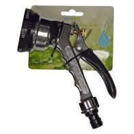 See more information about the Chrome Multi Dial Garden Spray Gun