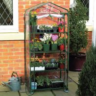 See more information about the 4 Tier Garden Greenhouse