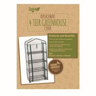 See more information about the Growing Patch 4 Tier Greenhouse Cover