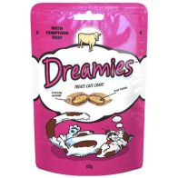 See more information about the Beef Dreamies Cat Treats