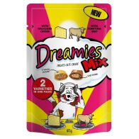 See more information about the Beef and Cheese Dreamies Cat Treats