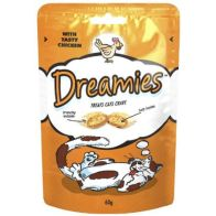 See more information about the Chicken Dreamies Cat Treats