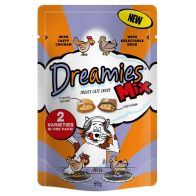 See more information about the Chicken and Duck Dreamies Cat Treats