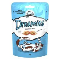 See more information about the Salmon Dreamies Cat Treats