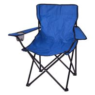 Adult Camping Chair Blue