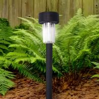 See more information about the Bright Garden Plastic Solar Light