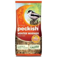 See more information about the Peckish Winter Warmer Bird Seed Mix 12.75Kg