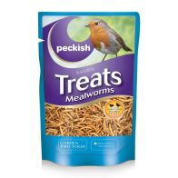 See more information about the Mealworms For Birds From Peckish (1kg)