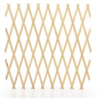 See more information about the Value Garden Trellis Plant Support Natural Wood 6 x 2 Foot