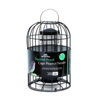 See more information about the Squirrel Proof Cage Peanut Feeder