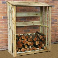 See more information about the Garden Log Store