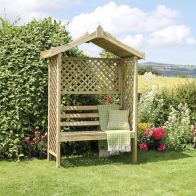 See more information about the Rutland Garden Arbour