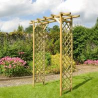 See more information about the Sunset Garden Arch