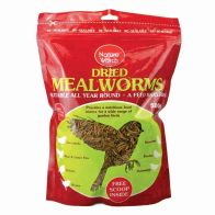 See more information about the Meal Worms 500g Bag.