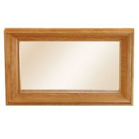 See more information about the Cotswold Oak Rectangular Mirror