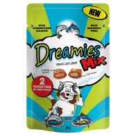 See more information about the Dreamies Salmon and Tuna