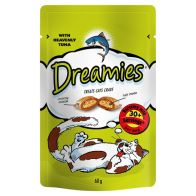 See more information about the Dreamies Tuna