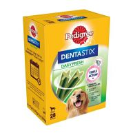 See more information about the Pedigree Dentastix Fresh Large 28 Pack