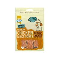 See more information about the Good Boy Chicken & Rice Bones 100g