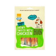 See more information about the Good Boy Chewy Chicken Twists 100g