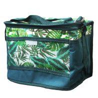 Tropical Fresh Beach Picnic Cooler Bag 10 Litre - Leaf Design