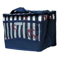 See more information about the Riviera Beach Picnic Cooler Bag 10 Litre - Nautical Design