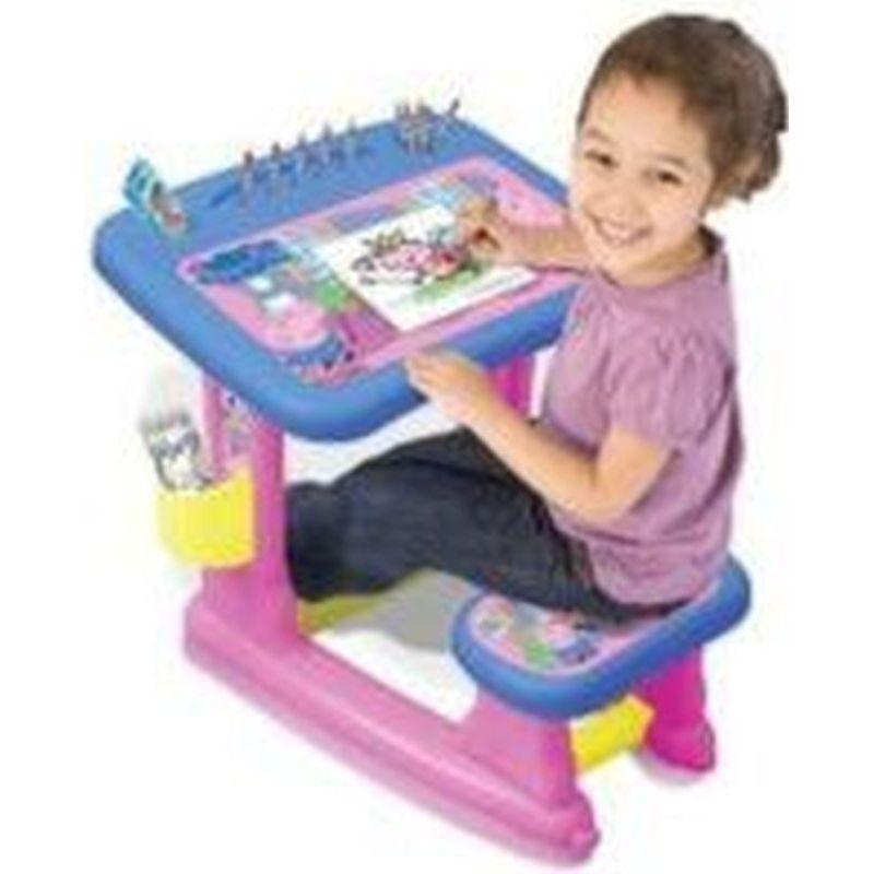 Buy Peppa Pig Activity Desk Online At Cherry Lane