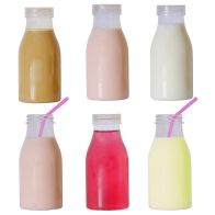 See more information about the 6 Pack of 300ml Premier Plastic Storage Clear Bottles & Twist Lid