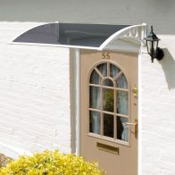 See more information about the Tinted Door Garden Canopy White 1m