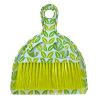 See more information about the Mini Dustpan and Brush Set - Leaves Design