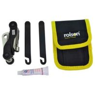 See more information about the Rolson Bicycle & Puncture Repair Kit