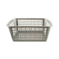 See more information about the 6.6L Premier Basket Plastic Storage Basket Grey
